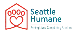 Humane Society For Seattle & King County Logo