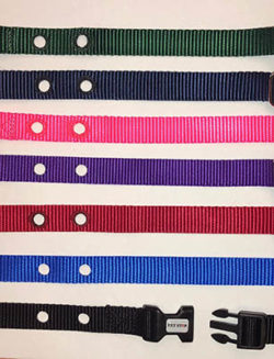 Pet-Collars-Multi-Colored
